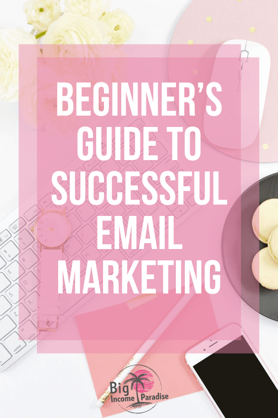 This beginner's guide to successful email marketing will help you get more leads and turn them into sales. Also you will turn them into loyal raving fans that will follow you anywhere. Email marketing is a really important component of your online business. That's why you have to make a successful email marketing strategy. Check it out here and repin this. #bigincomeparadise #emailmarketing #emailmarketingstrategy #emailsuccess #successfulemailmarketing