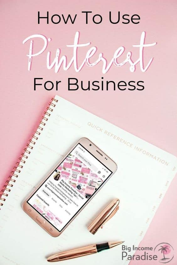 How To Use Pinterest For Your Business