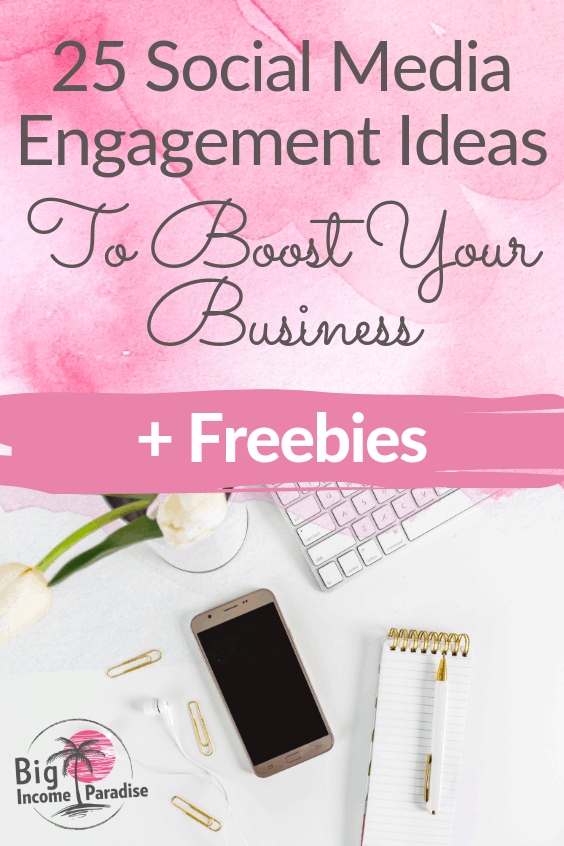 25 Social Media Engagement Ideas To Boost Your Business