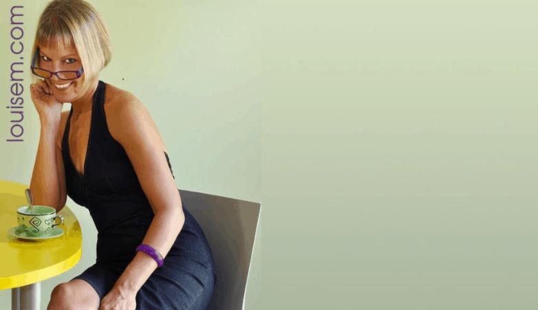 Female Entrepreneur Louise Myers