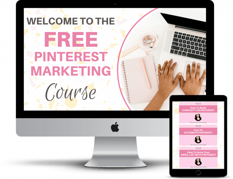 Free Pinterest Marketing Course For Beginners