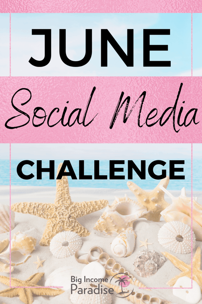 June Social Media Challenge To Boost Your Engagement