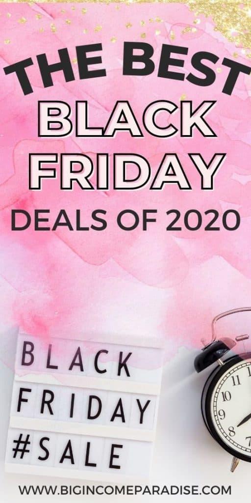Best Black Friday Deals 2020 - For Bloggers & Entrepreneurs