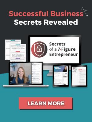 Secrets of a 7-Figure Entrepreneur - Best Black Friday Deals