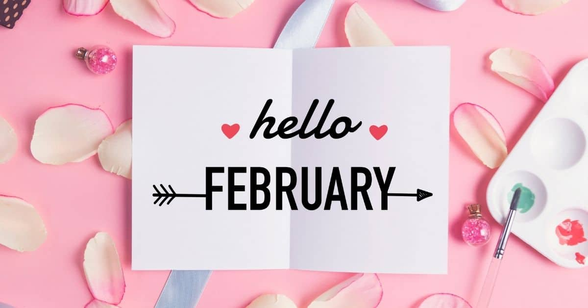 February Social Media Holidays