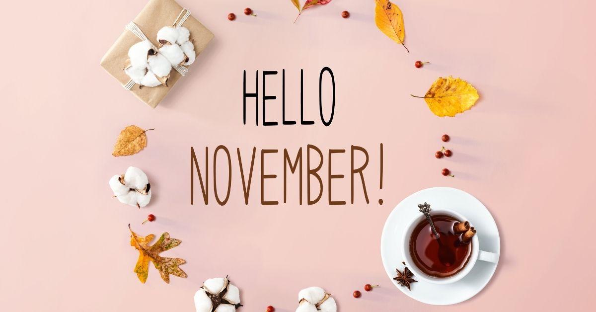 November Social Media Holidays