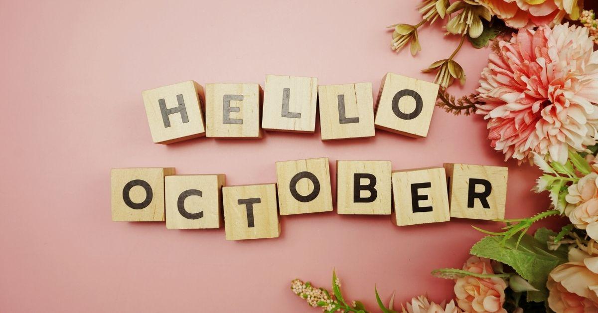October Social Media Holidays
