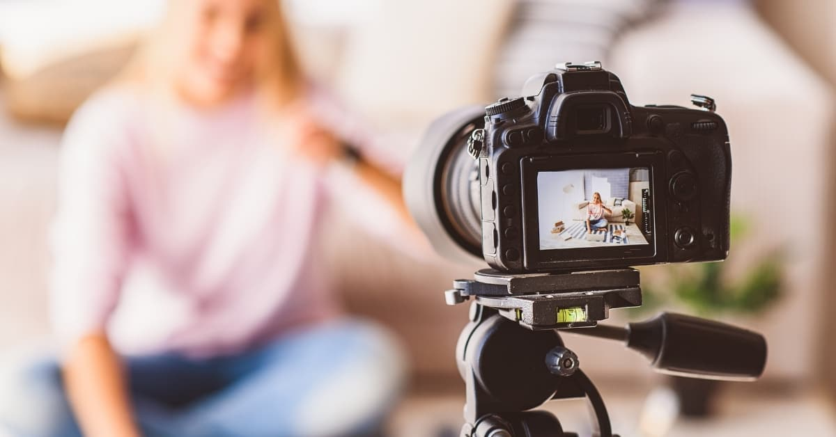 video content is great for social media