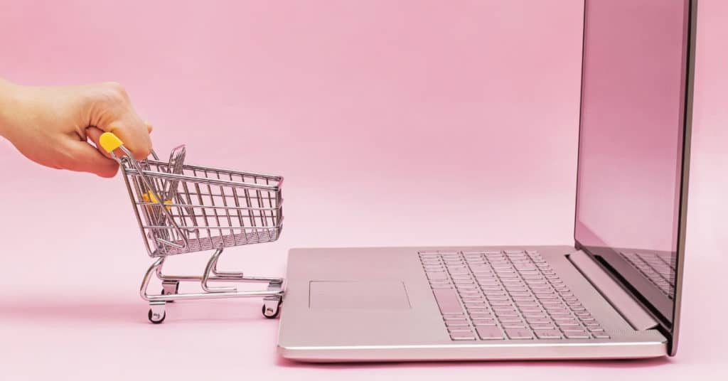 customers buying online