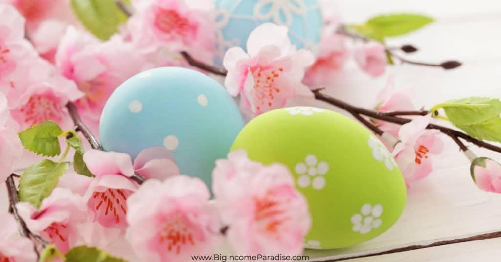 Easter Instagram Captions