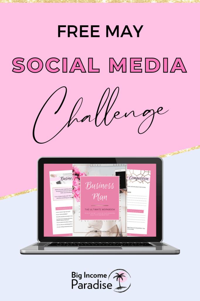 May Social Media Challenge